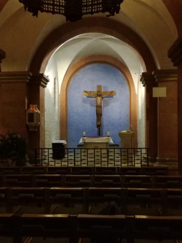 Gotthard-Kapelle heißt sie. Geknipst 2016. (Klick zum Artikel)