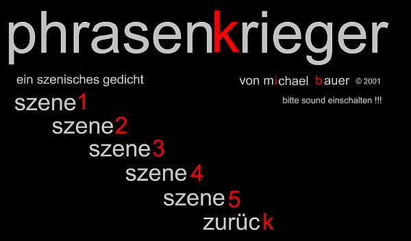 "Screenshot ""Phrasenkrieger"""