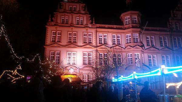Weihnachtsmarkt Neustadt/Weinstraße