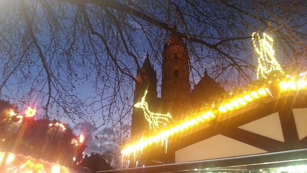 Weihnachtsmarkt Worms