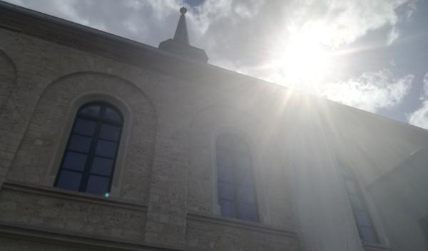 Fenster zum Mensch, Skulpturen in Ingelheim