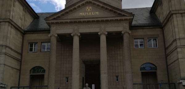 #IseeNolde im Museum Wiesbaden